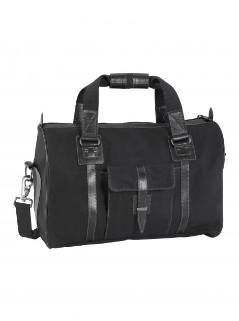 FLIGHT BAG - BLACK