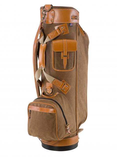 BUSHWHACKER GOLF BAG - TOBACCO
