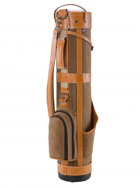 PENCIL GOLF BAG - TOBACCO